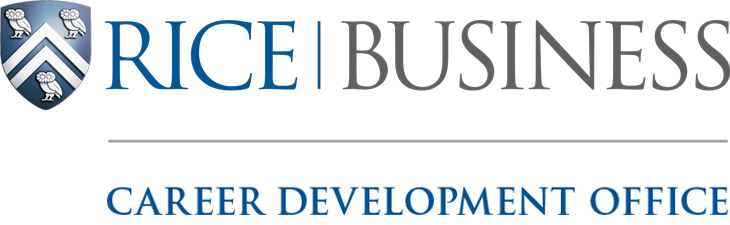 Rice Business CDO Logo