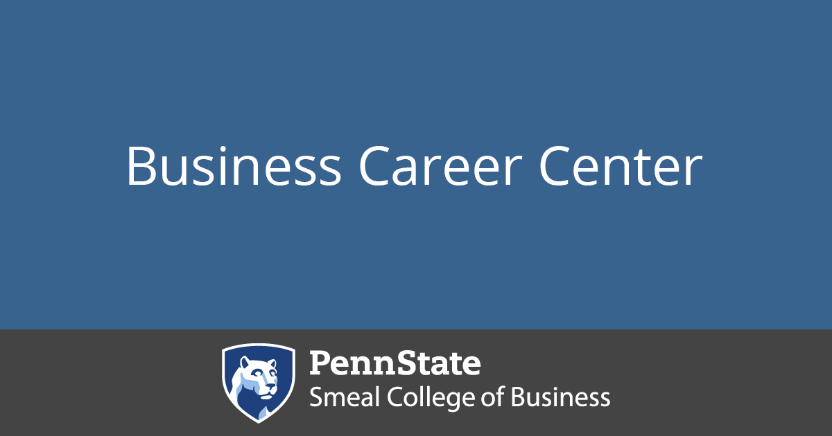 events  u2013 business career center