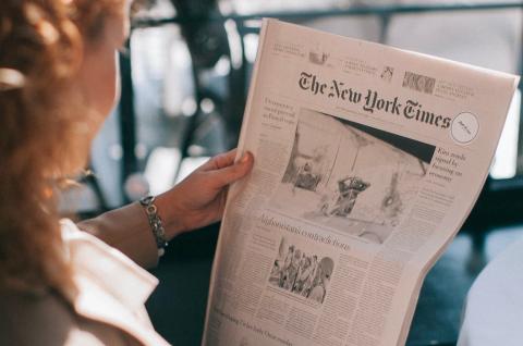 NY Times – Job Market