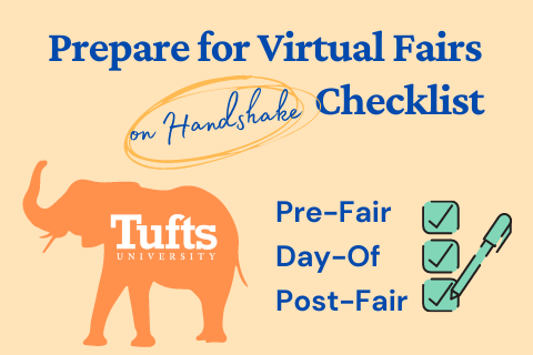 Prepare for Virtual Industry Fairs: A Checklist for Students
