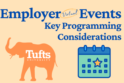Planning Your Virtual Event at Tufts: Key Considerations