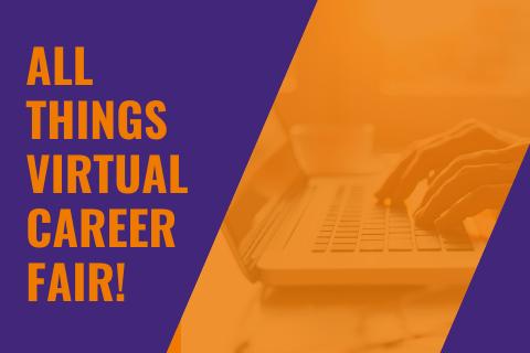 All things virtual career fair