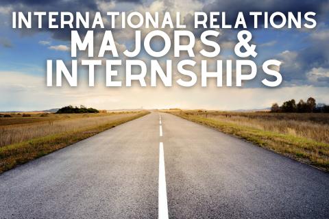 Where Do Tufts Students Intern — IR Edition