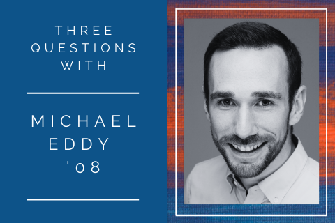 3 questions with … template
