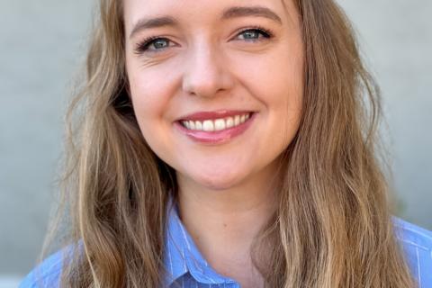 Portrait of Kendra Brown