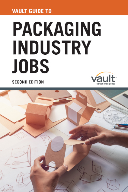 Vault Guide to Packaging Industry Jobs, Second Edition