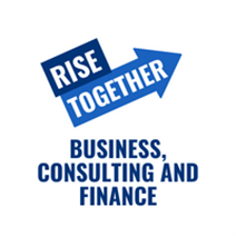 Rise Together Business, Consulting & Finance logo