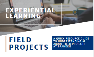 Field Projects Guide