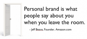 Personal Brand Quote