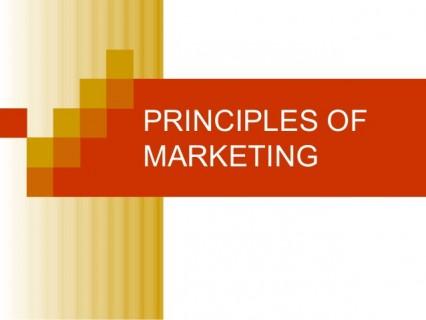 MKT 101 Principles of Marketing