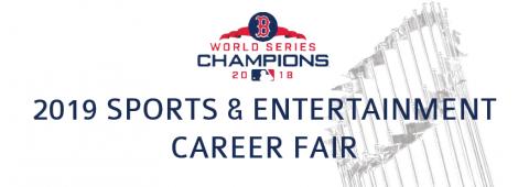 2019 sports & entertainment career fair