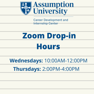 Zoom Hours Spring Semester