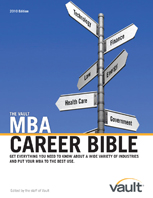 MBA Career Bible