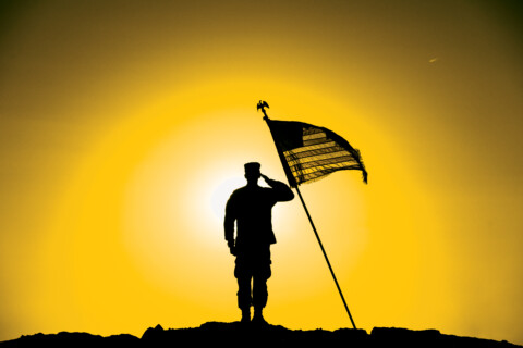 Salute to Service-thrive