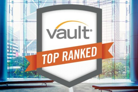 Vault's Top-Ranked Internship Programs for Training and Mentoring thumbnail image