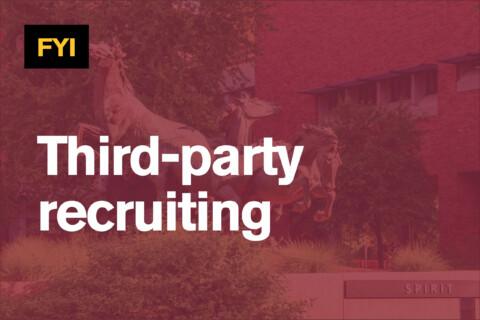 fyi third-party recruiting