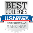 US News & World Report rankings badge