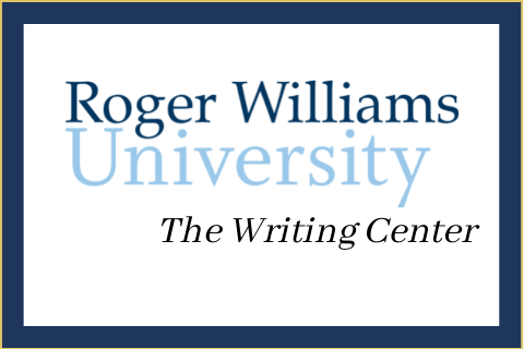 The Writing Center