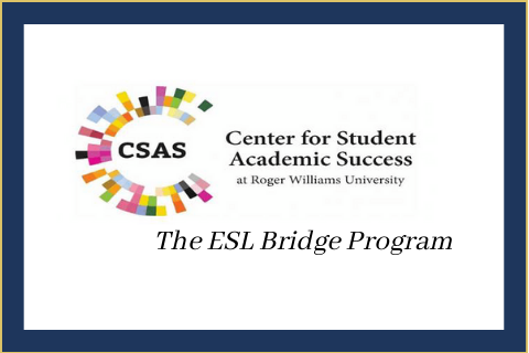 The ESL Bridge Program