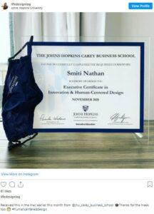 executive certification