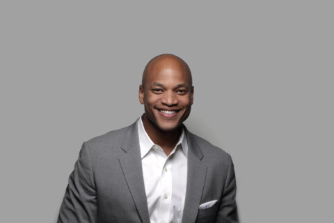 Wes Moore of Robin Hood Foundation
