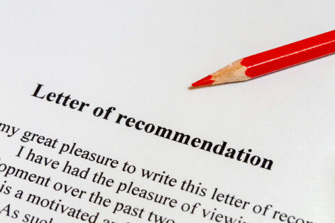 Asking for Letters of Recommendation thumbnail image