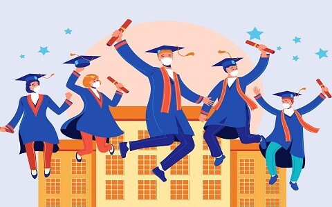 student grads