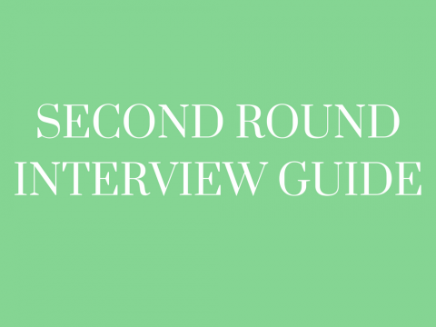 2nd Round Interview Guide