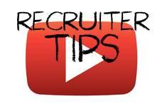 Recruiter Tips 2 – SPOT B