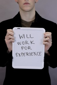 work for experience