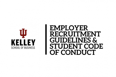Recruitment Guidelines and Student Code of Conduct
