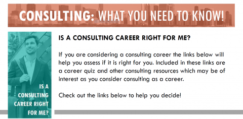 Is a Consulting Career Right for Me?