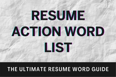Resume Action Word List