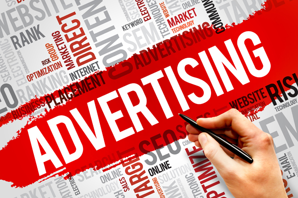terms of advertising