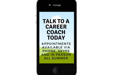 Talk to a career coach today