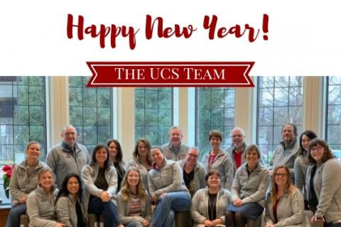 Happy New Year UCS