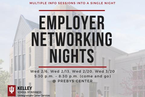 Employer Networking Night