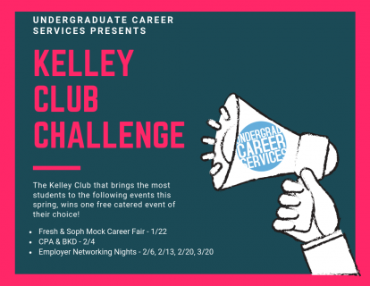 Kelley Club Challenge