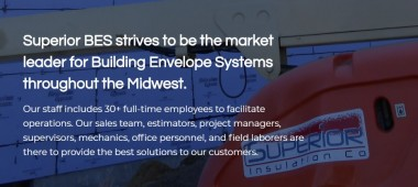 Superior Building Envelope Specialists