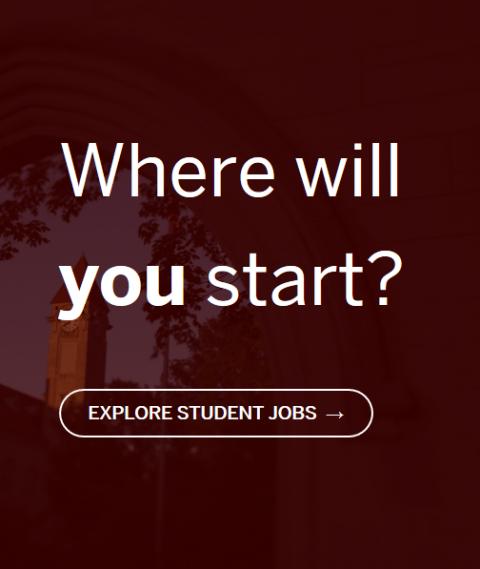 IU-B Student Employment Portal