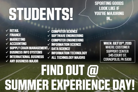 Summer Experience Day Flyer v2