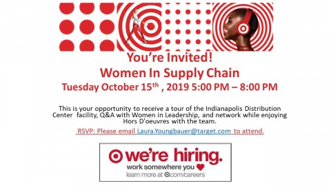 You're Invited! Women In Supply Chain