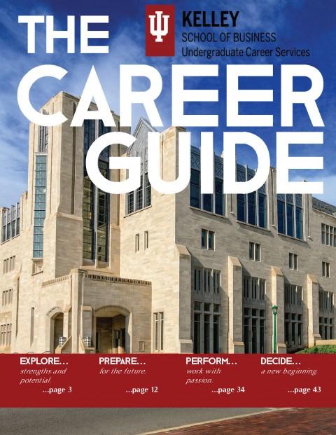 2019-2020 Kelley Career Guide
