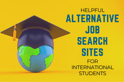 Helpful Alternative Job Search Sites for International Students