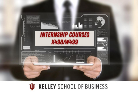 Internship-Related Courses: X498 & W499