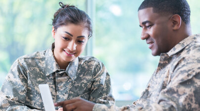 What Career Resources are Available to Veterans at Columbia?