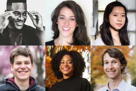 Six MIT student affiliates' headshots.