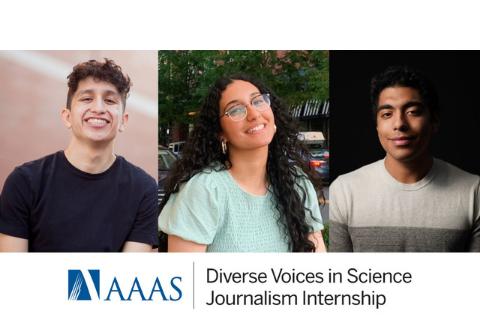 Diverse Voices in Science Journalism Internship