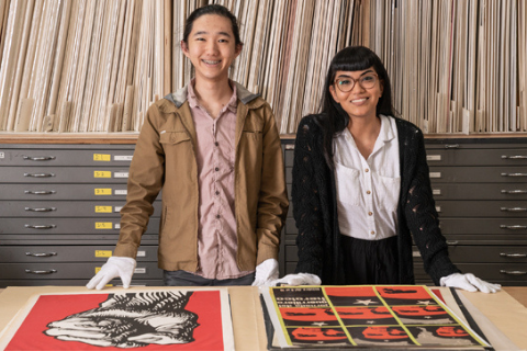 Getty Marrow Undergraduate Internships for Museums and Visual Arts