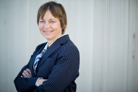 Maria Zuber, Vice President for Research at MIT Credits